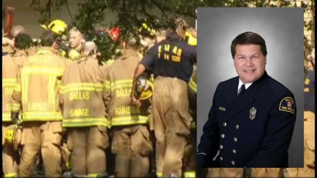 Mayor: Fallen Firefighter Was