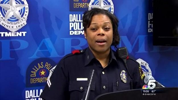 Dallas Officer Stops Wal-Mart Shooter