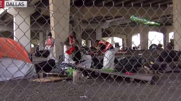 New Dallas Tent City Closing