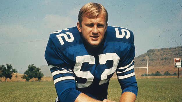 Longtime Cowboys LB Dave Edwards Dead at 76