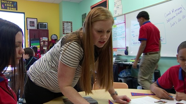 January's Excellent Educator: Laura Hunter}