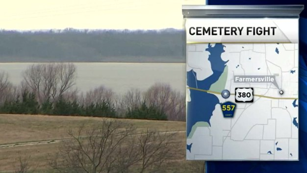 Controversial Collin County Cemetery on Agenda Again