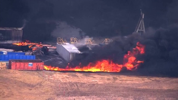 Fort Worth Man a Victim in Oklahoma Rig Explosion