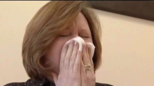 Flu Cases Spike in North Texas
