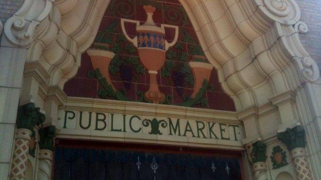 Fort Worth Public Market Awaits Redevelopment