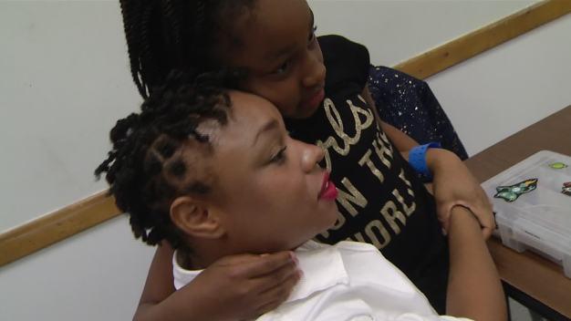 Program Keeps Mothers, Daughters Together