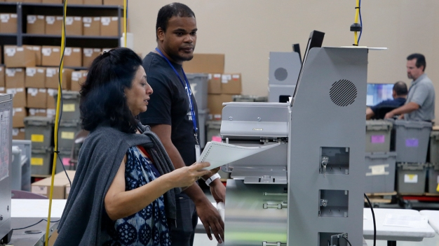 Florida Recount: Broward Not Expected to Start Until Wednesday Morning