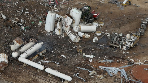 West Fertilizer Explosion Was Intentionally Set: ATF