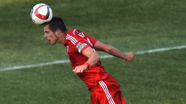FC Dallas Signs Defender of the Year to 4-Year Deal