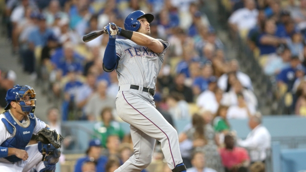 Rangers Sticking With Third Base For Gallo