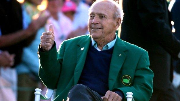 Legendary Golfer Arnold Palmer Dies at 87