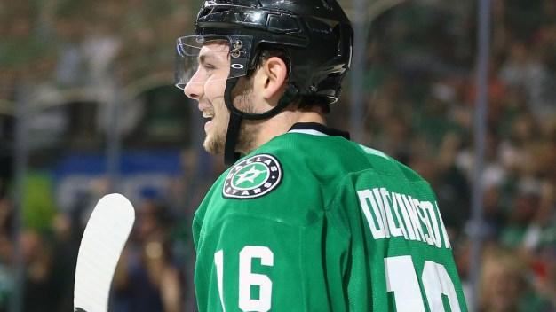 Dallas Stars Recall Forward Jason Dickinson from Texas Stars