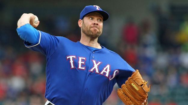 Rangers Need Good, Long Outing From Lewis