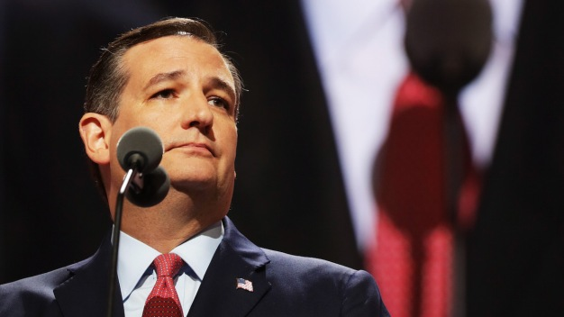 Sen. Cruz Suggests Leaving Vacancy on Supreme Court