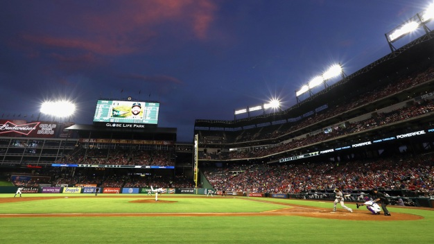 Sonny Gray Leads A's Win Over Rangers
