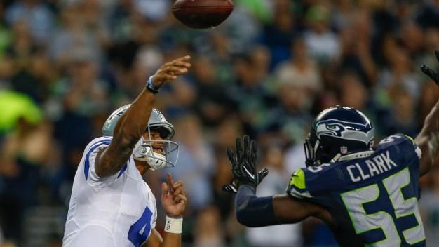 Seattle Rolls Past Dallas 27-17 in 3rd Preseason Game