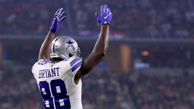 Dez, Cole, TWill Become Targets for Cowboys Rookie QB