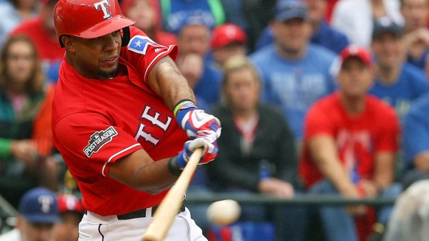 Andrus Focused on 2017 Season for Rangers