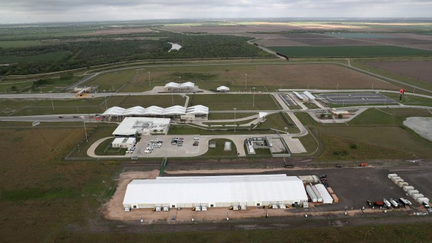 Another Immigration Detention Center Planned for South Texas