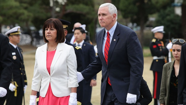 Karen Pence to Teach at School That Bans LGBTQ Employees, Students