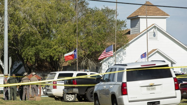 Texas Church Questioned Over Donations After Shooting