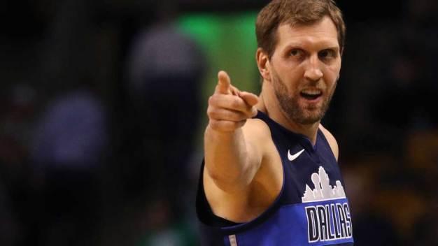 Dirk Says He May Return Next Season