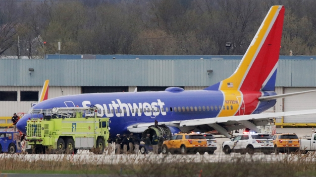 Southwest Bookings Fall After Deadly Engine Explosion