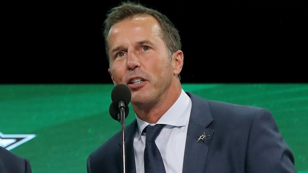 Mike Modano Accepts Job With Minnesota Wild