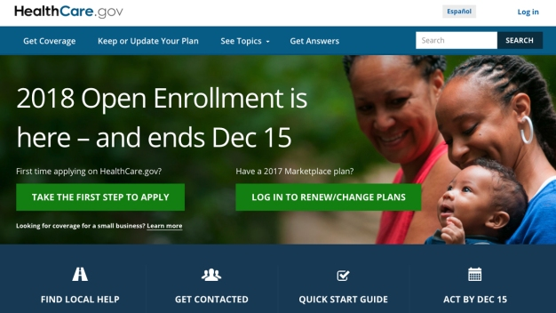 ACA Healthcare Marketplace Enrollment Closes Friday
