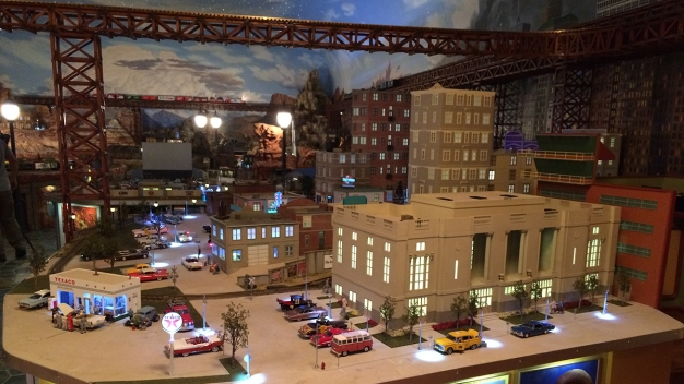 $1M Model Train Exhibit Opens This Summer in Frisco