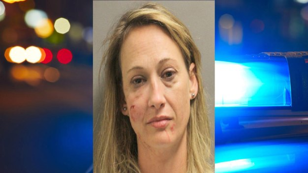 Texas Woman Accused of Biting, Swallowing Part of Nose