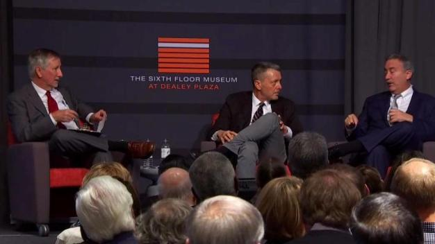 JFK Records Topic of Discussion at Sixth Floor Museum
