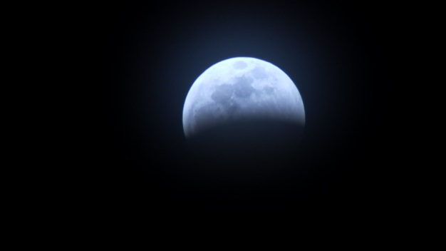 Watch: Super Blood Wolf Moon Does Not Disappoint