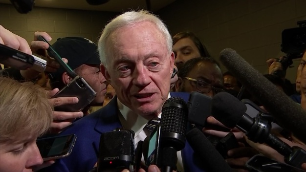 Jerry Jones Dishes on Goodell After Brutal Loss