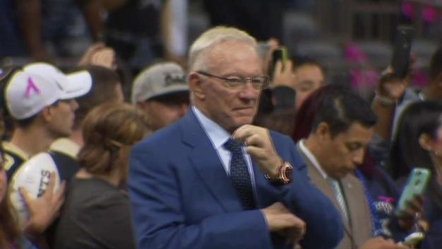 Jerry Jones' Economic Footprint Extends Far Beyond The Star