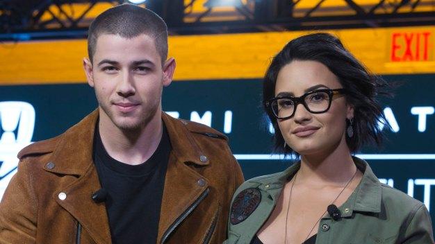Jonas, Lovato Surprise Pulse Nightclub Employees With VIP Concert