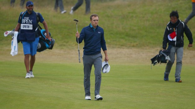 Spieth Makes Comeback to Win the British Open