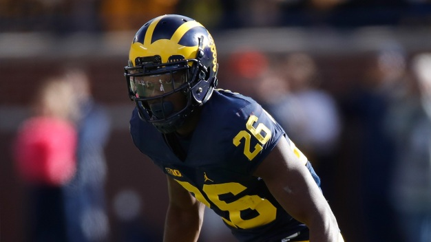 Cowboys Select Michigan CB in 3rd Round of NFL Draft