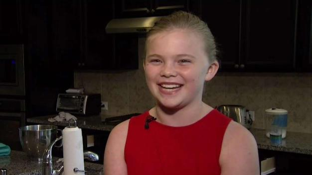 Junior Beauty Queen Bakes Her Way to Nationals