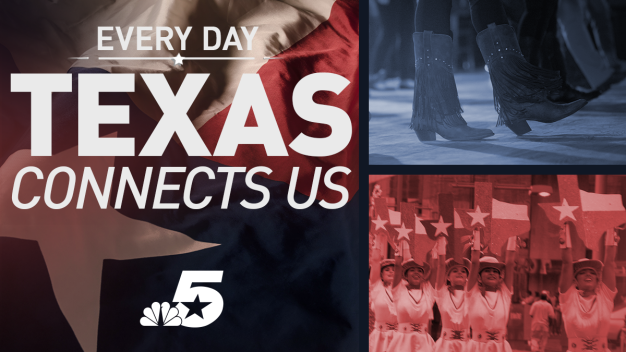 Every Day, Texas Connects Us