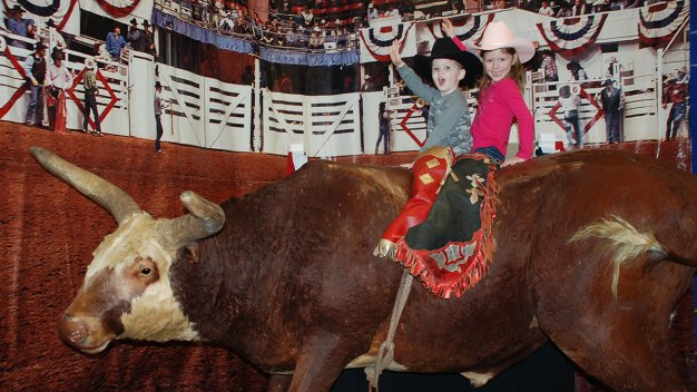 You Can Be a Cowboy at the FWSSR