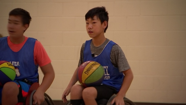 Courageous Kid: Logan Young}