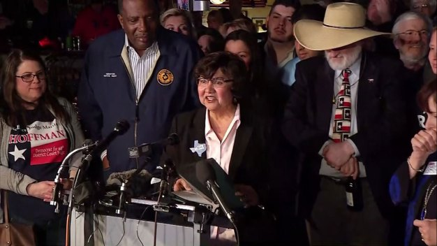 Lupe Valdez Looks to LGBT and Latino Communities for Support