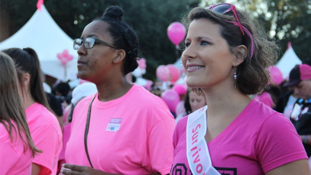 Making Strides Against Breast Cancer North Texas Walk 2019
