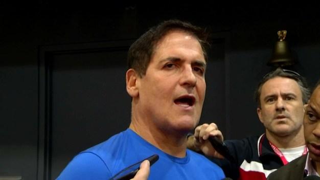 Mark Cuban Says Mavs to Accept Bitcoin Next Season: CNBC
