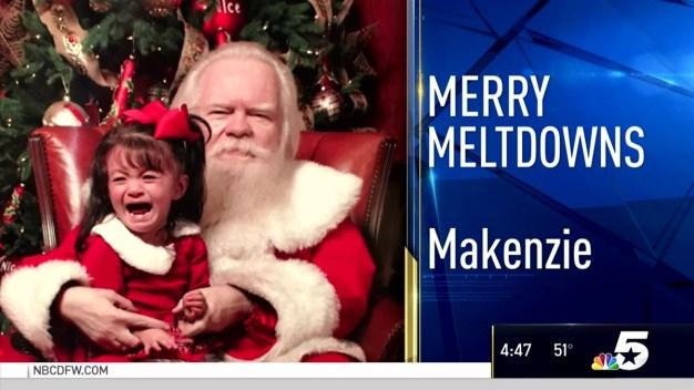 Merry Meltdowns - December 5, 2016