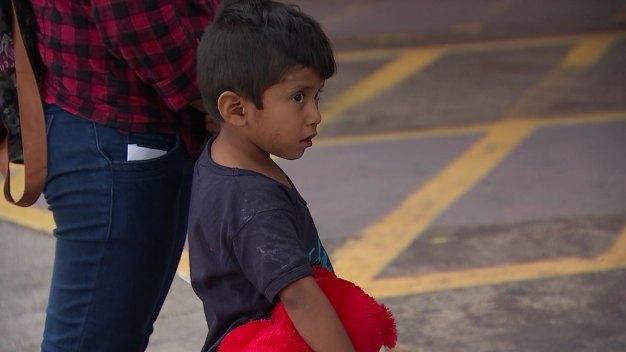 Some Undocumented Migrants Say Children Weren't Taken Away