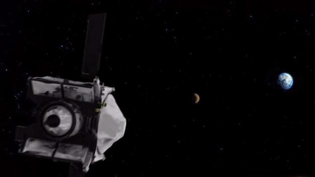 Asteroid-Bound Spacecraft Will 'Slingshot' Past Earth: NASA
