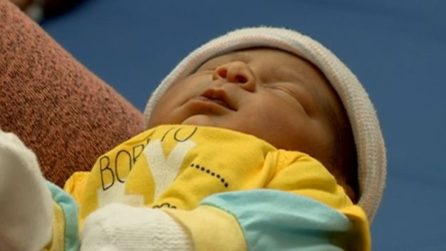 Baby Born on Plane Headed for Dallas