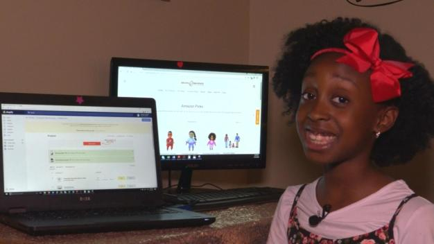 9-Year-Old Starts Own Company
